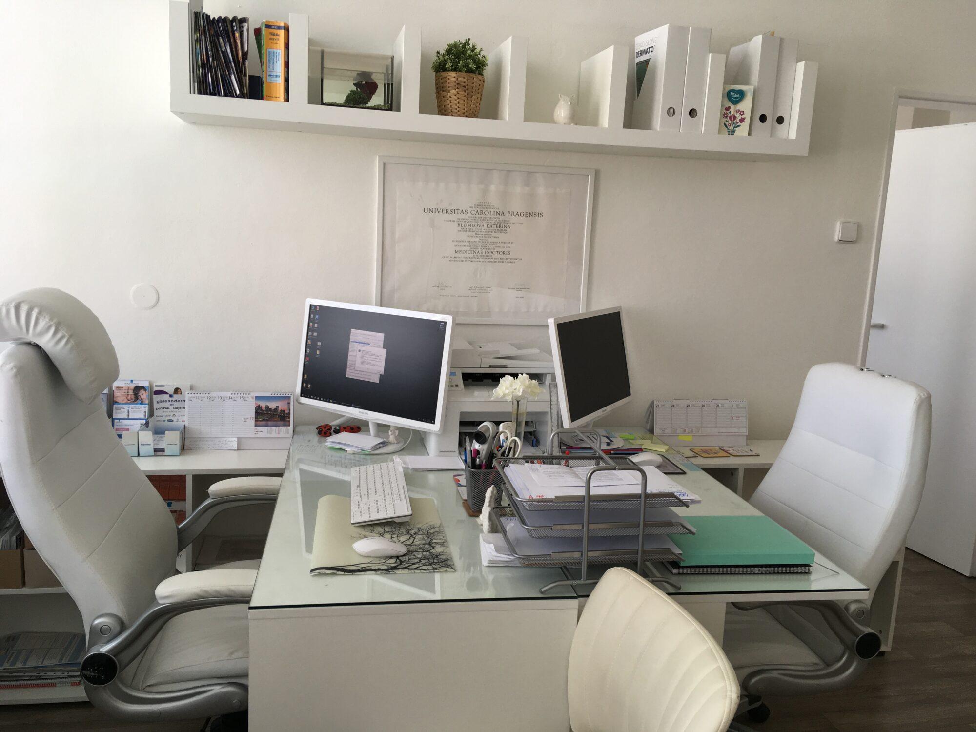 Dermatovenerologická ordinace